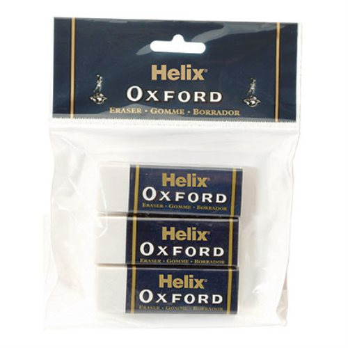 Gomme helix oxford pack x3
