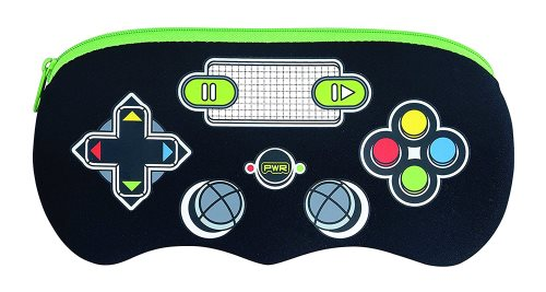 Trousse Neoprene Soft Helix 'Games Controller' (22x12cm)