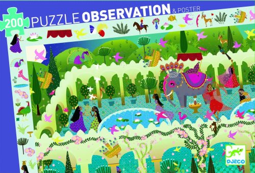 Puzzle Observation - 1001 nuits