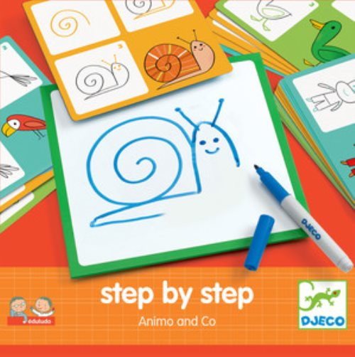 Step by step : animo and co