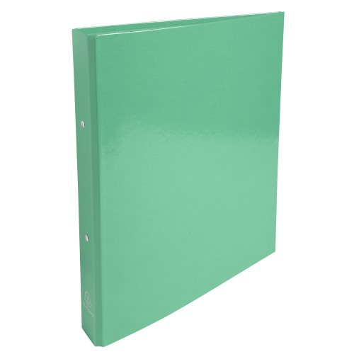 Rigid card A4 Max ringbinder 'Idearama' by Exacompta; 2 rings (Ø30mm), 40mm spine - (green)
