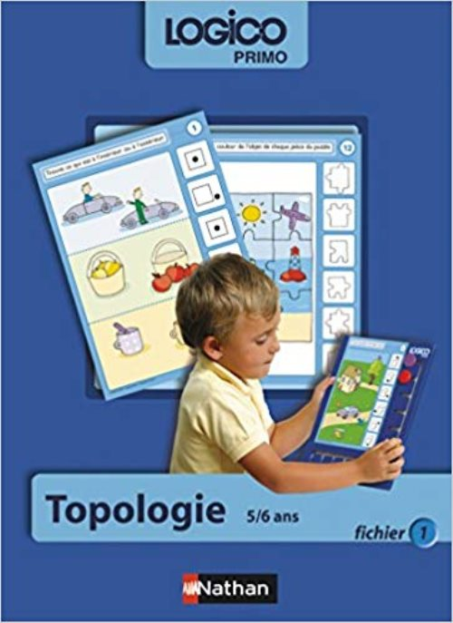 LOGICO TOPOLOGIE 5/6 ANS FICHIER