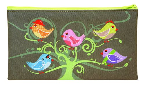 Trousse Helix 'Little Birds' (23x13cm)