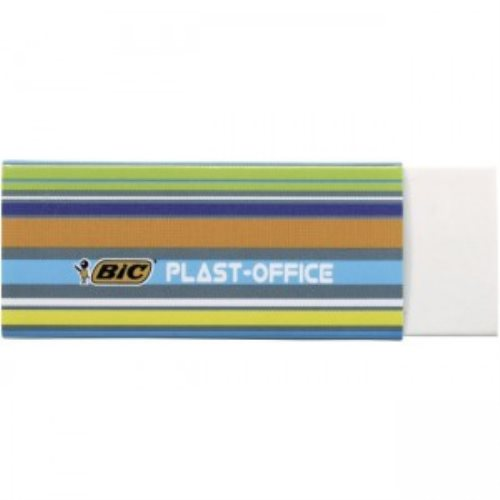 Gomme blance Bic 'Plast Office'