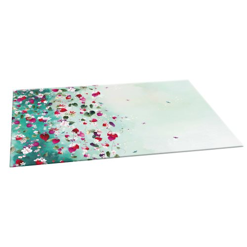 Sous Main (Desk Pad) Collection Clairefontaine 'Tropical Dream' ; 60x40cm