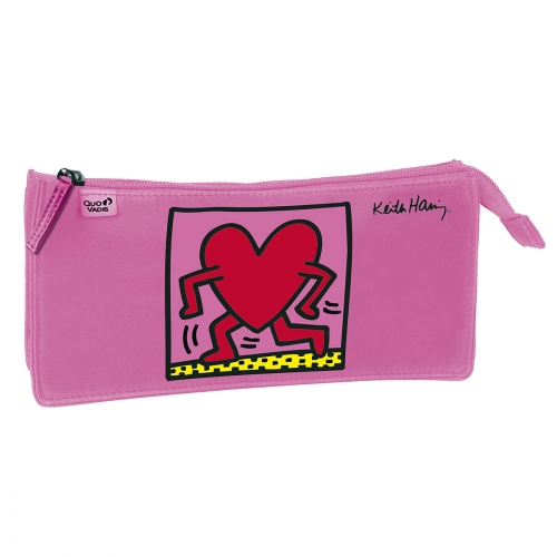 Trousse rectangulaire Keith Haring