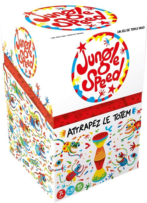 Jungle speed : Attrapez le totem
