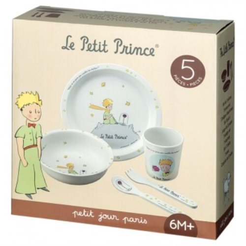 5-piece gift box the little prince white