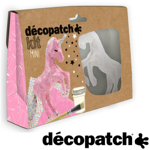 Décopatch Mini-kit - Licorne / Unicorn