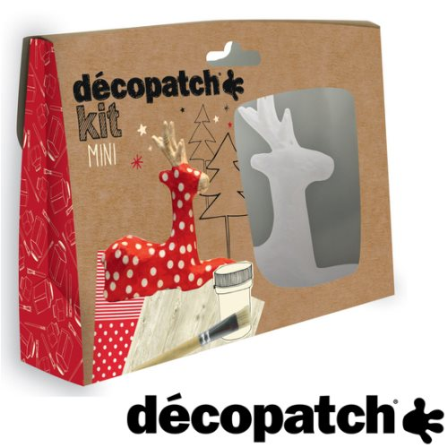 Mini kit Decopatch - Renne