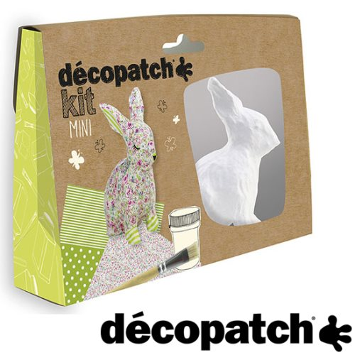 Décopatch Mini-kit - Lapin / Rabbit