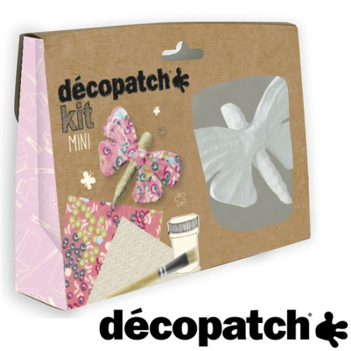 Décopatch Mini-kit - Papillon / Butterfly