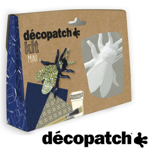 Décopatch Mini-kit - Abeille/ Bee