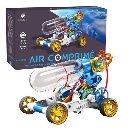 Voiture air comprime