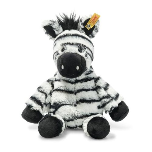 'zora' zebra 30cm - steiff soft cuddy friends