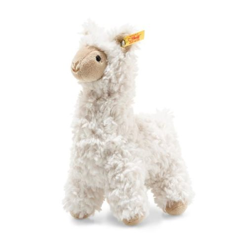 'leandro' lama 19cm - steiff soft cuddy friends