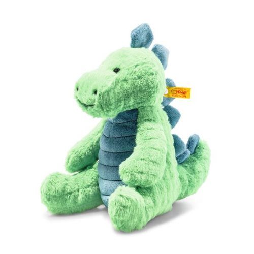 'spott' stegosaurus 28cm - steiff soft cuddy friends