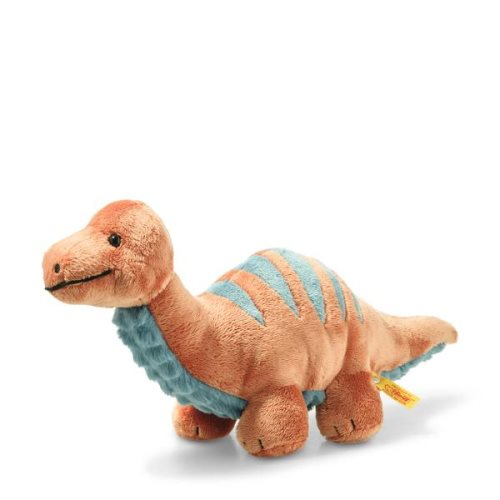 'bronko' brontosaurus 28cm - steiff soft cuddy friends
