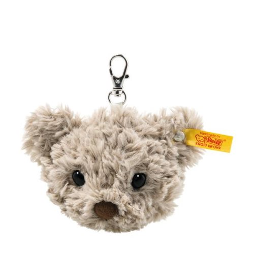 'honey' bear pendant keyring - steiff soft cuddy friends