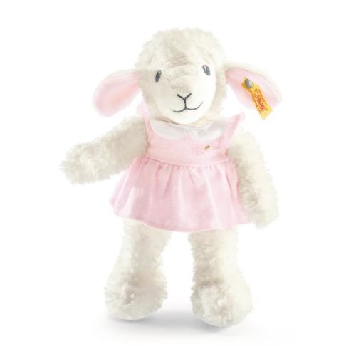 'sweetdreams' lamb pink 28cm - steiff soft cuddy friends