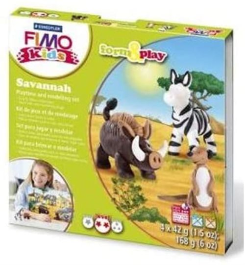 Fimo kids kit - savannah