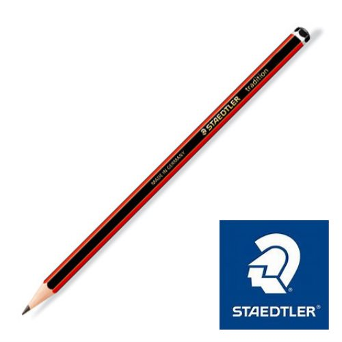 Crayon papier Staedtler Tradition 2H