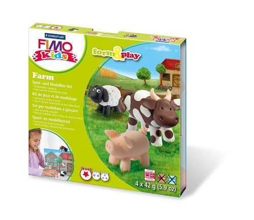Fimo kids kit - farm