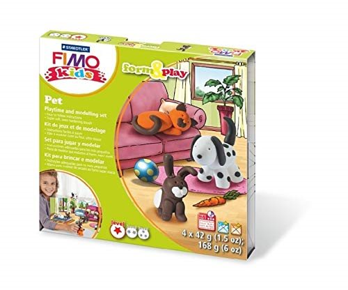 Fimo kids kit - pet