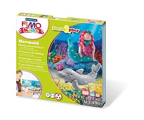 Fimo kids kit- mermaid