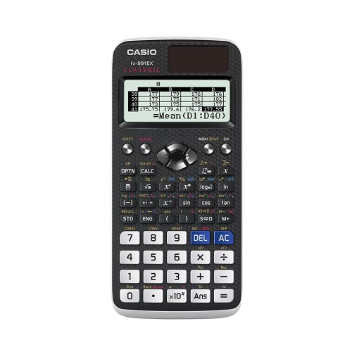 Calculatrice scientifique Casio Fx-991ex