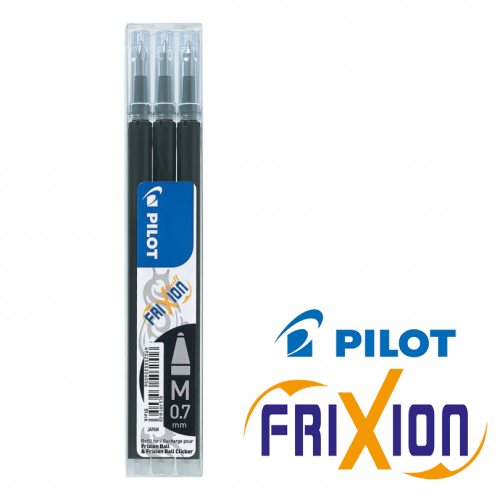 Recharge pour stylo Frixion ball (noir)