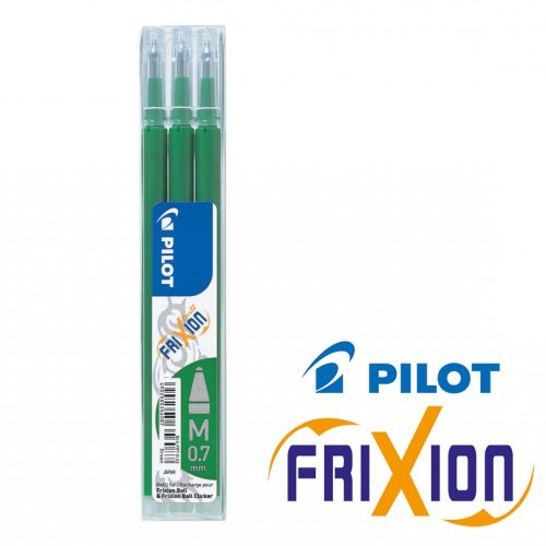 Recharge pour stylo Frixion ball (vert)