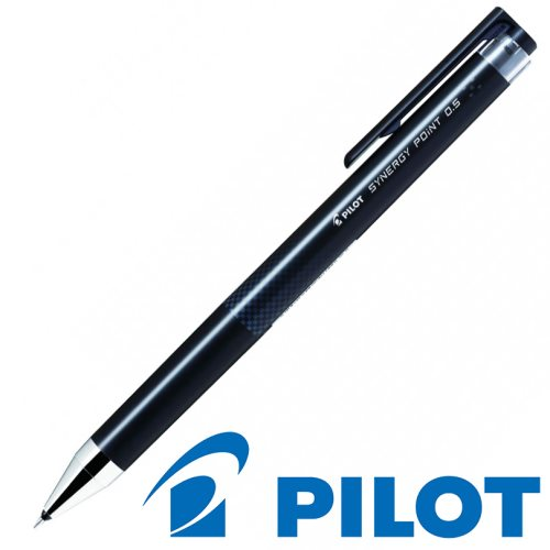 Extra Fine Rollerball 0.5mm - Pilot 'Synergy Point' - Black