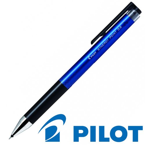 Extra Fine Rollerball 0.5mm - Pilot 'Synergy Point' - Blue