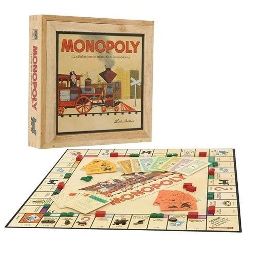 Monopoly édition originale
