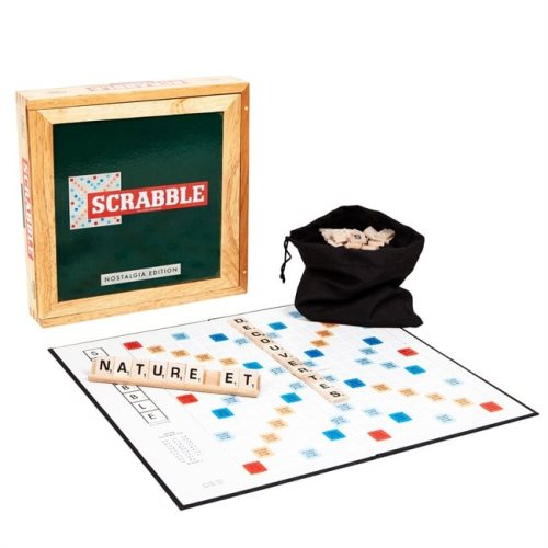 Scrabble, édition vintage