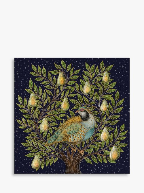 Advent calendar (small) - partridge in a pear tree