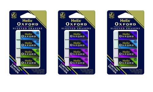 Gomme mini x4 oxford colours%3b blister