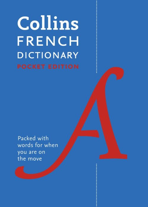 Collins French Dictionary: 40,000 Words and Phrases