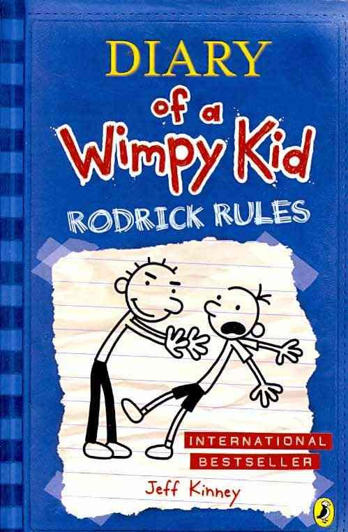 Rodrick rules (diary of a wimpy kid book 2)