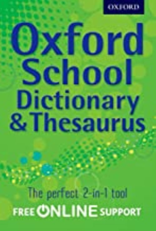 Oxford Dictionary and Thesaurus