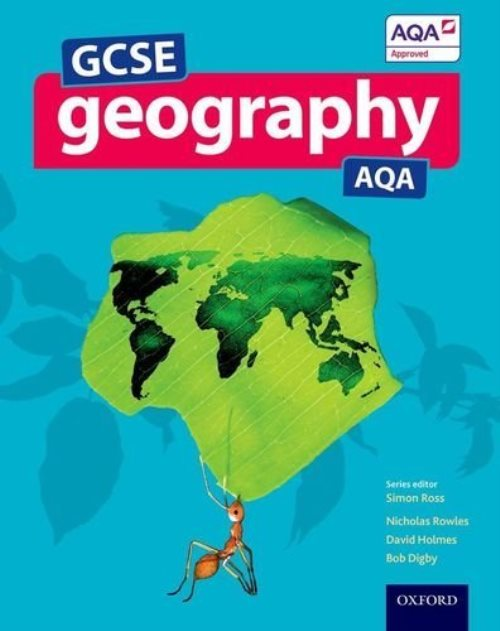 GCSE Geography AQA Evaluation Pack