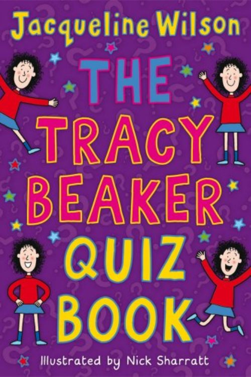 The Tracy Beaker quizz book