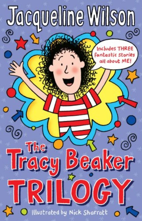 The Tracey Beaker trilogy