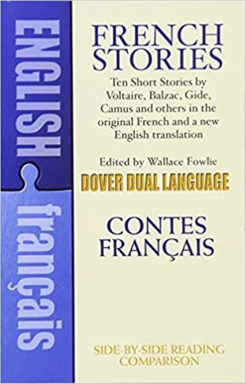 French stories dover dual language
