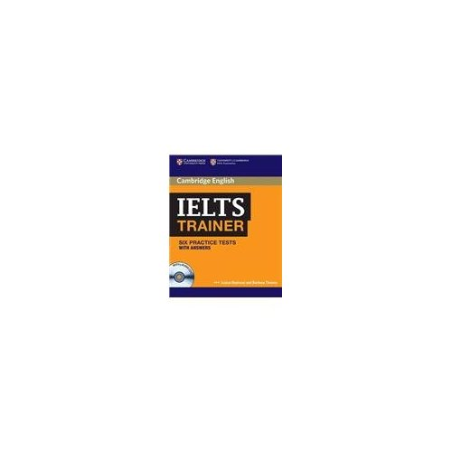 IELTS Trainer Six Practice Tests with Answers and Audio 3 CDs