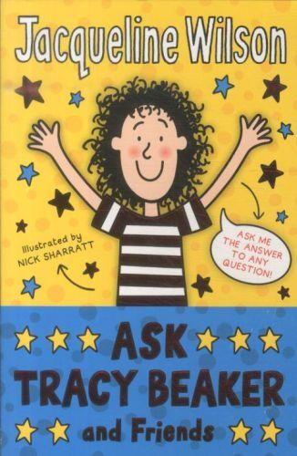 Ask Tracey Beaker and friends