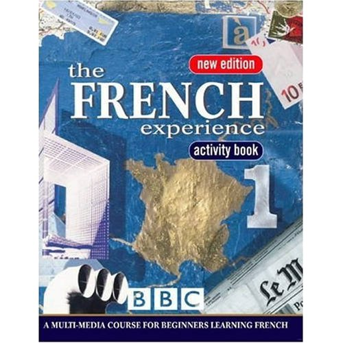 French Experience 1 - Activity Book