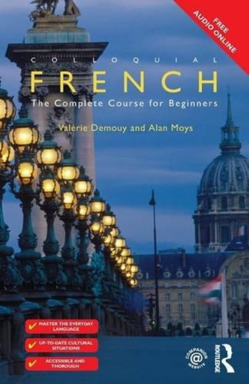 Colloquial French (book + free download)