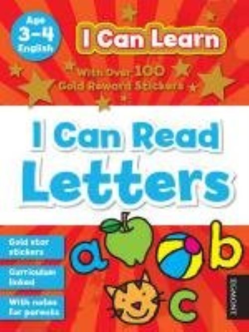 I Can Read Letters